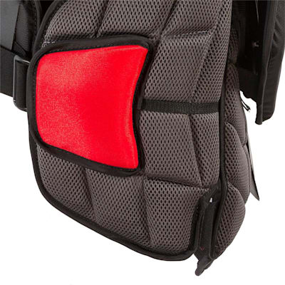 Rib Protection (CCM Extreme Flex Shield II Goalie Chest And Arm Protector - Senior)
