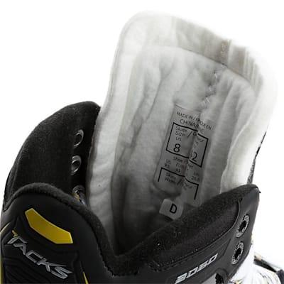 (CCM Tacks 9060 Goalie Skates - Junior)