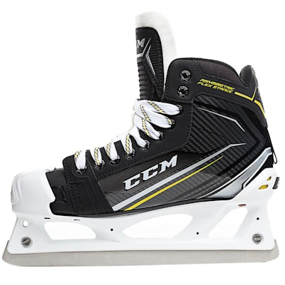 Inside (CCM Tacks 9060 Goalie Skates - Senior)