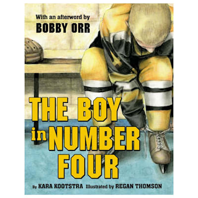(Boy In Number 4 Book)