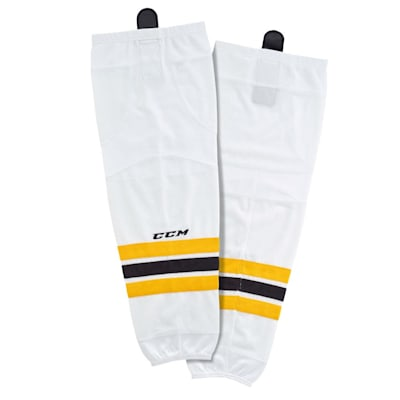 Away (CCM SX8000 Game Sock - Boston Bruins - Junior)