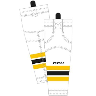 Away (CCM SX8000 Game Sock - Boston Bruins - Senior)