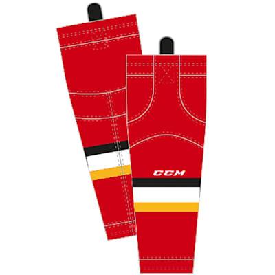Home (CCM SX8000 Game Sock - Calgary Flames - Junior)