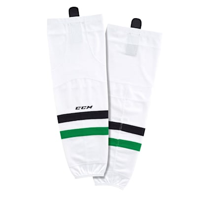 Away (CCM SX8000 Game Sock - Dallas Stars - Intermediate)