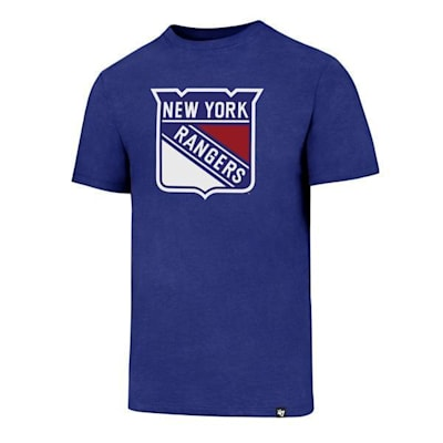 Front (47 Brand New York Rangers Club Tee - Mens)