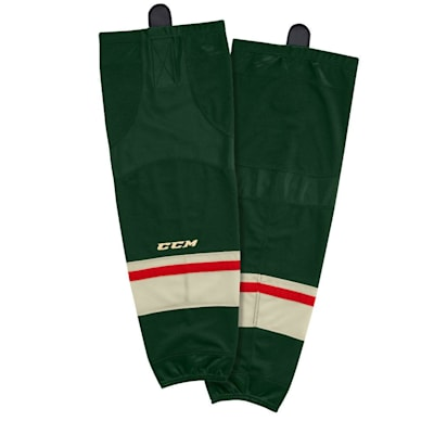 Home (CCM SX8000 Game Sock - Minnesota Wild - Junior)