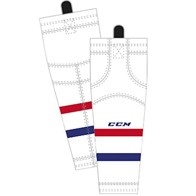 Away/White (CCM SX8000 Game Sock - Montreal Canadiens - Junior)
