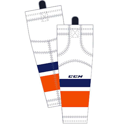 Away/White (CCM SX8000 Game Sock - New York Islanders - Intermediate)