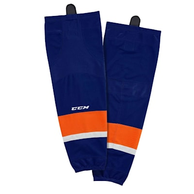 Home (CCM SX8000 Game Sock - New York Islanders - Intermediate)