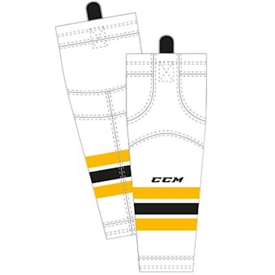 Away/White (CCM SX8000 Game Sock - Pittsburgh Penguins - Junior)