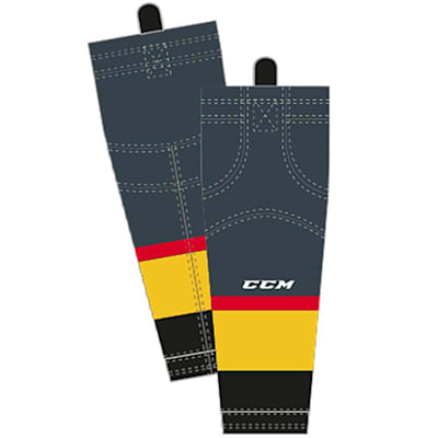 Home/Dark (CCM SX8000 Game Sock - Vegas Golden Knights - Junior)