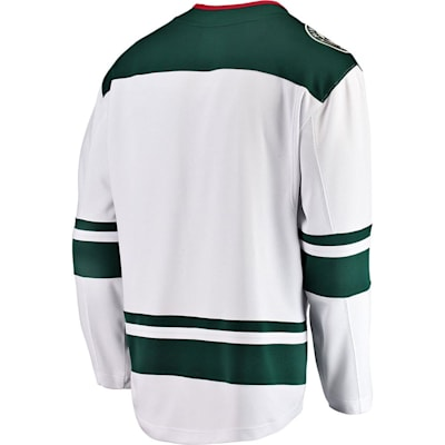 Away Back (Fanatics Minnesota Wild Replica Jersey - Adult)
