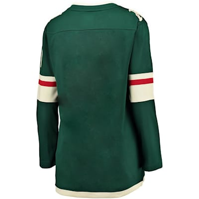 Home Back (Fanatics Minnesota Wild Replica Jersey - Womens)
