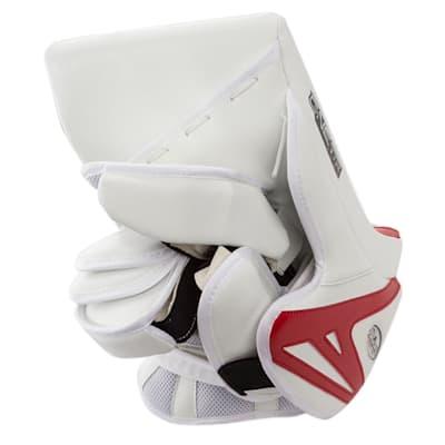 (Brians GNETiK Pure™ Goalie Blocker - Intermediate)