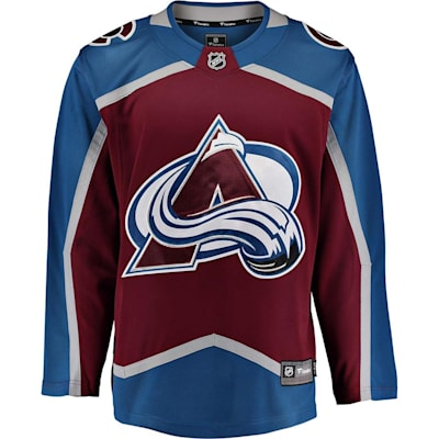 newest b70b8 ff83f Home · NHL Shop · NHL Jerseys · Senior. Previous. Front (Fanatics Colorado  Avalanche Replica Jersey - Adult)