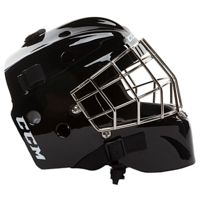 Side (CCM 1.5 Goalie Mask - Youth)