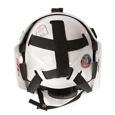Back (CCM 1.5 Goalie Mask - Senior)