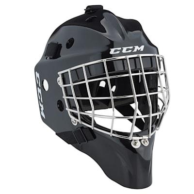 Black (CCM 1.5 Goalie Mask - Senior)