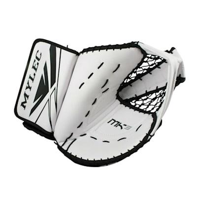 (Mylec MK3 Street Hockey Goalie Catch Glove - Junior)