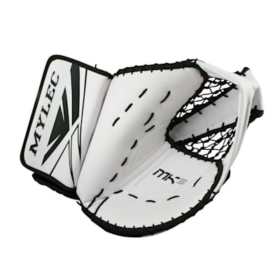 (Mylec MK3 Street Hockey Goalie Catch Glove - Senior)