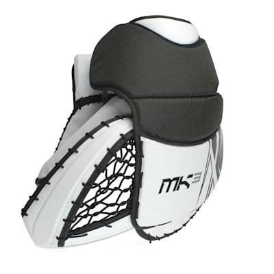 (Mylec MK3 Street Hockey Goalie Catch Glove - Senior)
