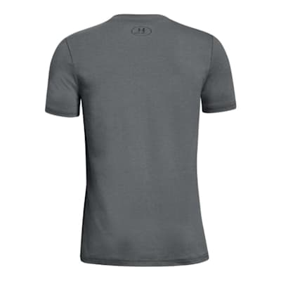 Back (Under Armour Hockey Jock Tag Short Sleeve Tee Shirt - Youth)