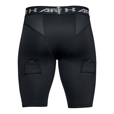Back (Under Armour Hockey Compression Jock Short - Mens)