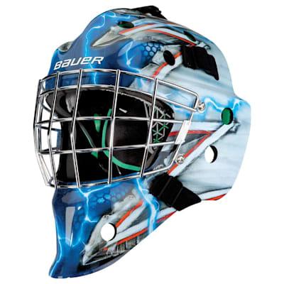 (Bauer NME4 King Goal Mask - Senior)