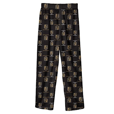 (Adidas Printed Pajama Pants - Vegas Golden Knights - Youth)