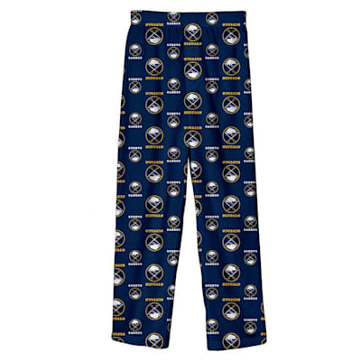 (Adidas Printed Pajama Pants - Buffalo Sabres - Youth)