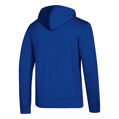 Back (Adidas NHL Performance Hoodie - St. Louis Blues - Mens)