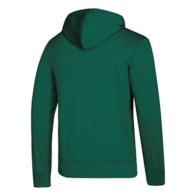 Back (Adidas NHL Performance Hoodie - Minnesota Wild - Adult)