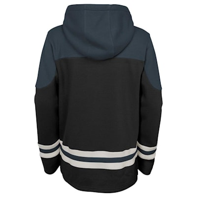 separation shoes 10aed ee88d Adidas Vegas Golden Knights Asset Pullover Hoodie - Youth ...