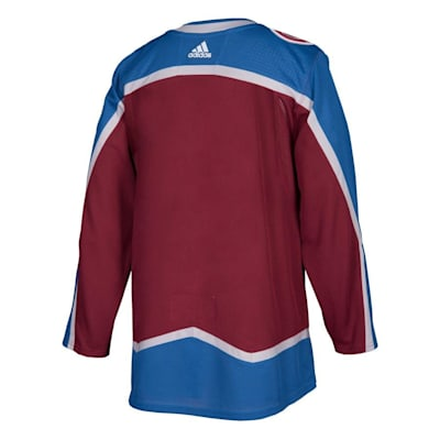 Back (Adidas Colorado Avalanche Authentic NHL Jersey - Home - Adult)