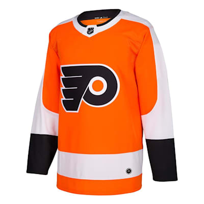 Front (Adidas Philadelphia Flyers Authentic NHL Jersey - Home - Adult)