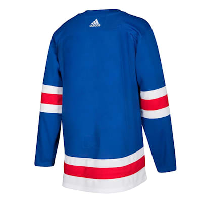 Back (Adidas New York Rangers Authentic NHL Jersey - Home - Adult)