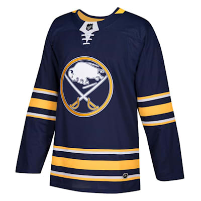 Front (Adidas Buffalo Sabres Authentic NHL Jersey - Home - Adult)