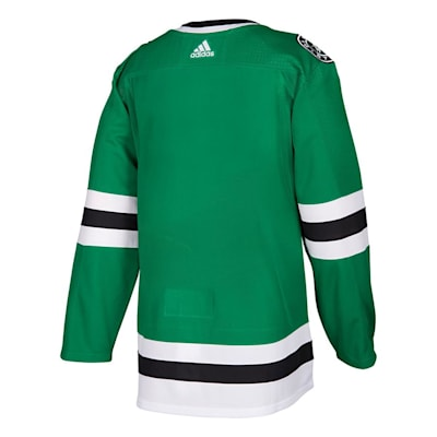 Back (Adidas Dallas Stars Authentic NHL Jersey - Home - Adult)