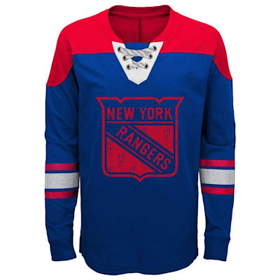 newest collection 0bd2b ddba2 Adidas New York Rangers Perennial Long Sleeve Tee Shirt ...