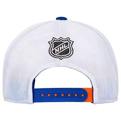 Back (Adidas New York Islanders Winger Youth Hat)