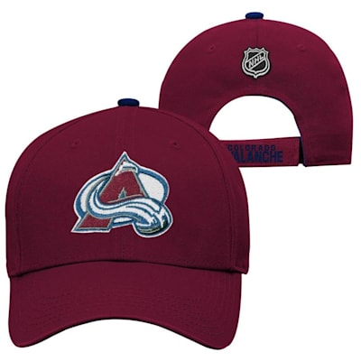 Colorado Avalanche (Adidas Colorado Avalanche Basic Youth Hat)