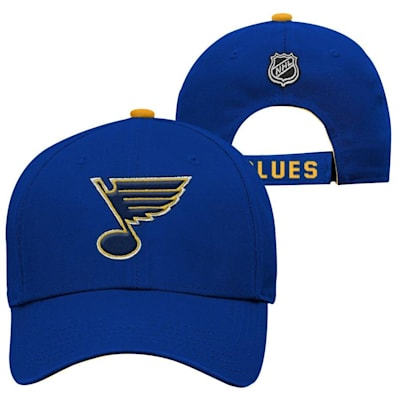 St. Louis Blues (Adidas St. Louis Blues Basic Youth Hat)