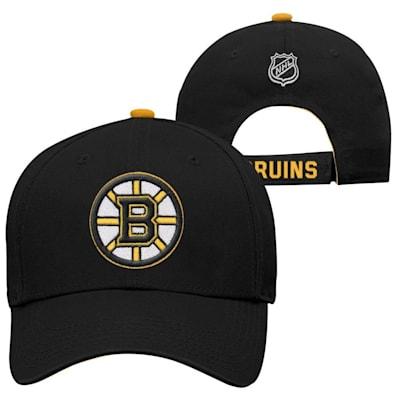 Boston Bruins (Adidas Boston Bruins Basic Youth Hat)