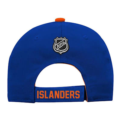 Back (Adidas New York Islanders Basic Youth Hat)