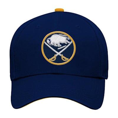 Front (Adidas Buffalo Sabres Basic Youth Hat)