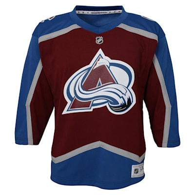 Front (Adidas Colorado Avalanche Replica Jersey - Youth)