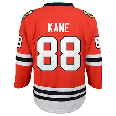 Back (Adidas Chicago Blackhawks Kane Jersey - Youth)