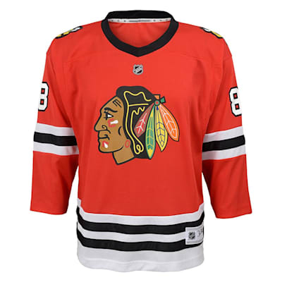 Front (Adidas Chicago Blackhawks Kane Jersey - Youth)