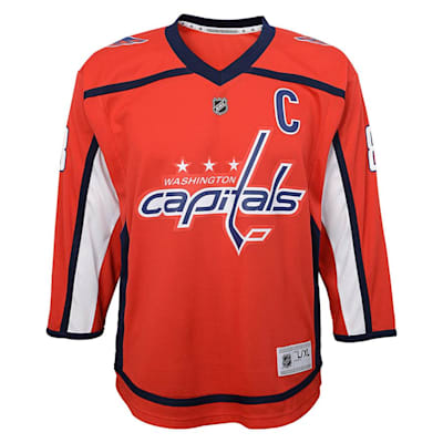 online store 58214 c5330 Adidas Washington Capitals Ovechkin Jersey - Youth | Pure ...