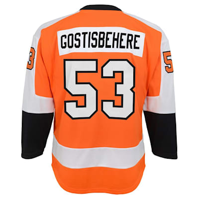 Back (Adidas Philadelphia Flyers Gostisbehere Jersey - Youth)